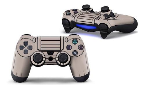 Imagen 1 de 1 de Ps4 Estampa Skin Control Para Playstation 4 (retro)