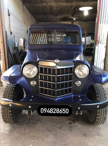 Jeep Willys Pick Up  Pick Up