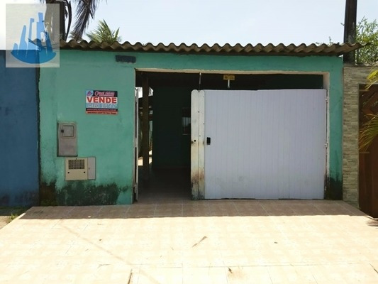3208-casa Com Edicula Em Mongaguá!