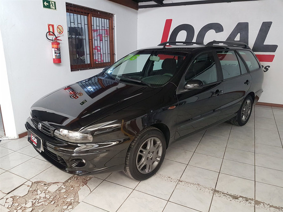 Fiat Marea 1.6 Mpi Sx Weekend 16v Gasolina 4p Manual