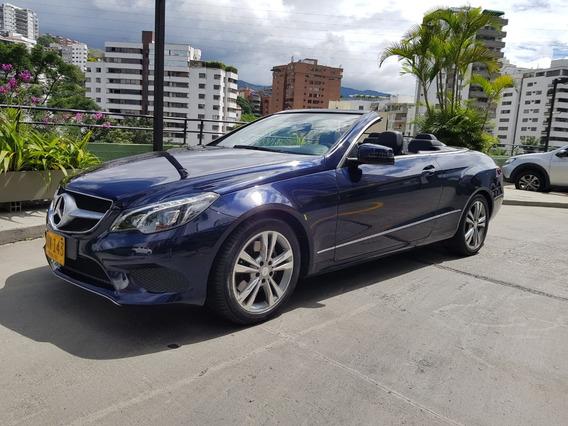 Mercedes Benz E250 Cgi Cabriolet