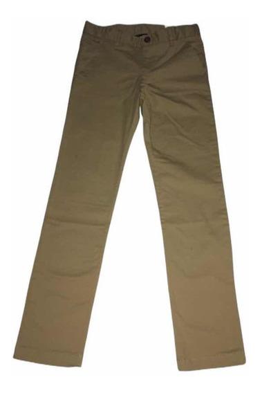 Pantalon Gabardina T9/10 Varon H&m (hm76)