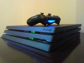 Playstation 4 Pro Com 89 Jogos