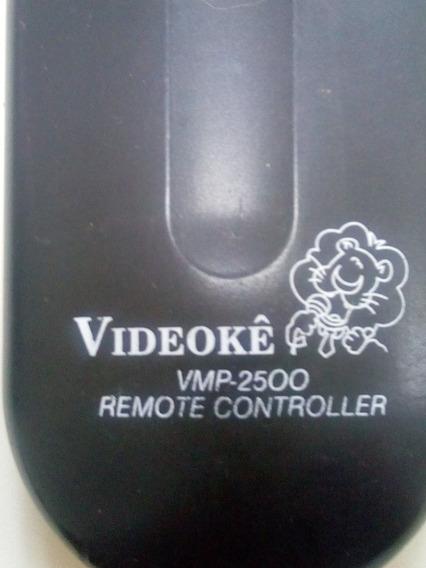 Controle Remoto Para Karaokê Raf 2500