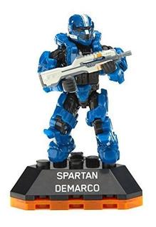 Mega Construx Halo Heroes Series 2 Spartan Demarco Figura #3