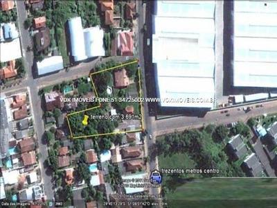 Terreno - Rio Dos Sinos - Ref: 44648 - V-44648