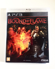 Jogo Ps3 Bound By Flame