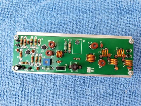 Amplificador Rf Fm 7w P/transmisor Veicular E Pll Até 300mw