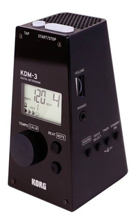 Metrónomo Digital Korg Kdm-3 Con Salida Auricular - Oddity