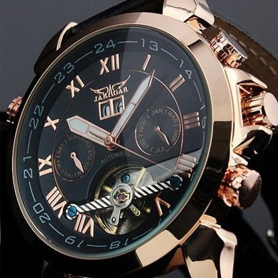 Relógio Masculino De Pulso Jaragar Automático - Ydyjlh9wp