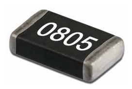 Resistor Smd 0r33 0805 Com 25 Pçs