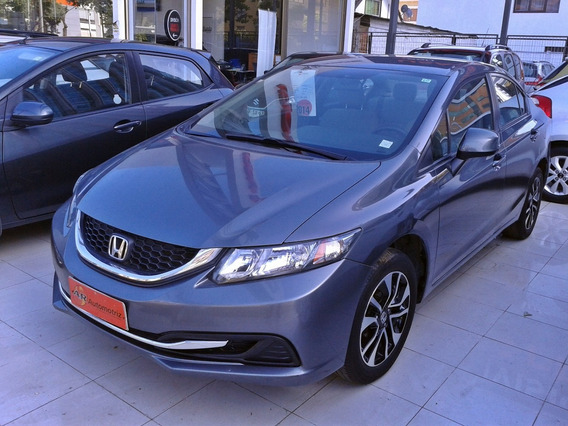 Honda New Civic Sedan Lx 1.8