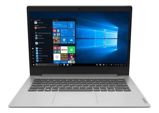 Notebook Lenovo 14 Windows 10 4gb 64gb Amd 1-14ast-05 Nueva