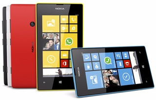 Celular Desbloqueado Nokia Lumia 520.