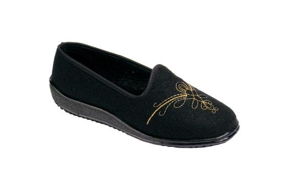 Tovaco Zapato Casual Para Mujer Color Negro