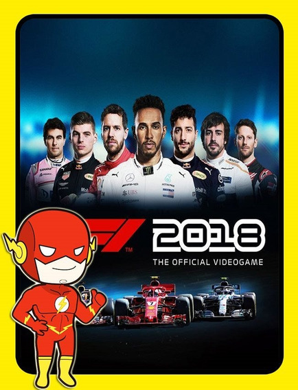 F1 2018 Pc - Steam Key (envio Flash)