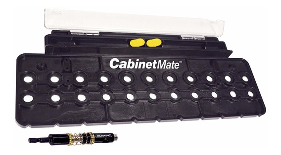 Plantilla Para Taladro Entrepaños Moviles Carpintero 1366