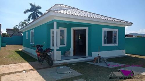 Linda Casa Com 3 Quartos , Sendo 1 Suíte Em Itaipuaçu! - 22
