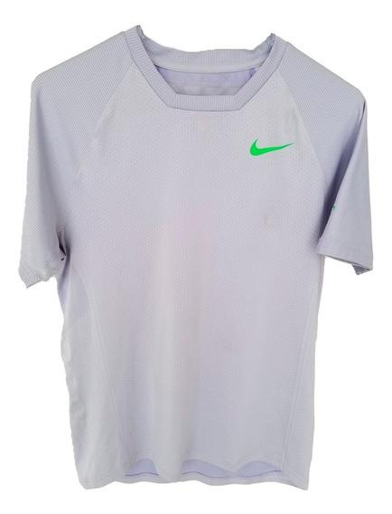 Playera 100% Original Nike (((usado, Limpiando El Armario)))