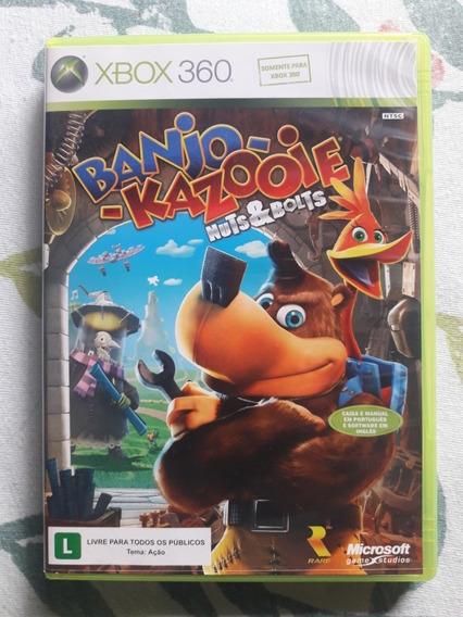 Banjo Kazooie Nuts & Bolts Xbox 360