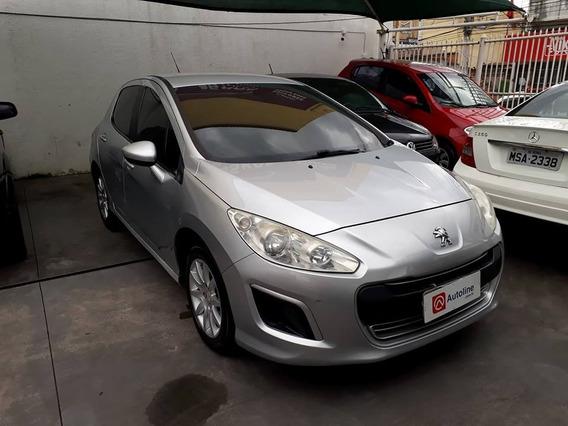 Peugeot 308 1.6 Active Flex 5p 2012/2013