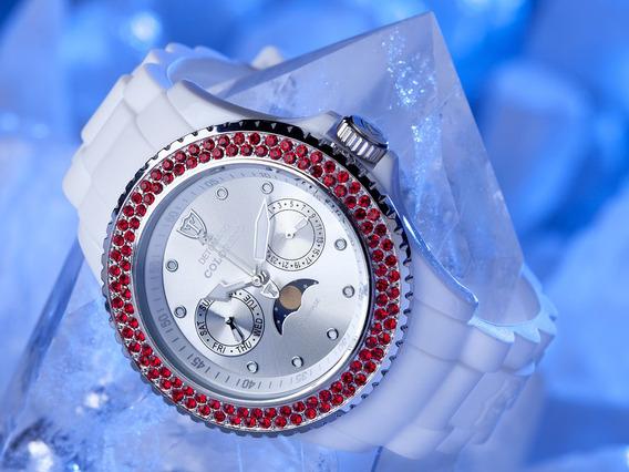Relógio Detomaso Colorato Luna
