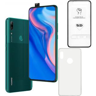 Celular Huawei Y9 Prime 2019 Verde 128gb/4ram + Forr + Vidri