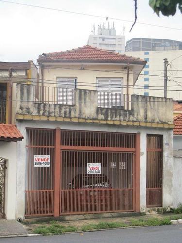 Sobrado Residencial À Venda, Vila Prudente, São Paulo. - So0218