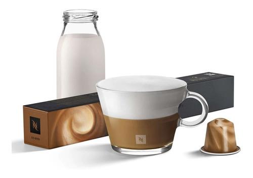Cápsulas De Café Nespresso Scuro - 10 Cápsulas