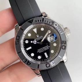 Relógio Rolex Mod. Yacht Master 42 - 12 X Sem Juros