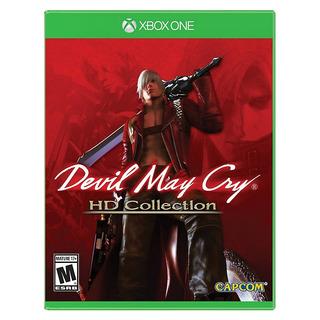 Devil May Cry Hd Collection Nuevo Sellado Envio Gratis
