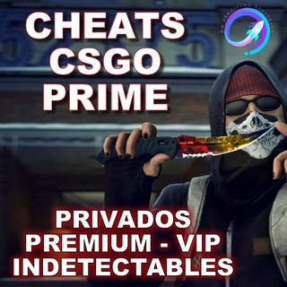 Cheat Hack Csgo Privado Prime Indetectable + Skin Changer
