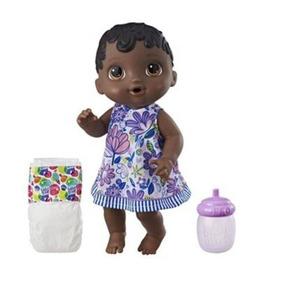 Baby Alive Hora Do Xixi Negra