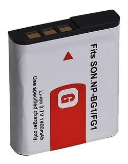 Batería Np-bg1 Alternativa Sony Dsc-w30 Dsc-w30l Dsc-w30w