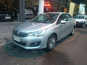 Citroen C4 Lounge Origine 1.6 Thp (flex)