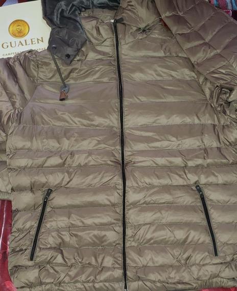 Campera Inflable Hombre M Al 6xl Talles Especiales Yd Abrigo