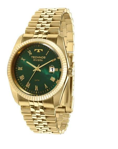 Relógio Technos Unisex Classic Riviera