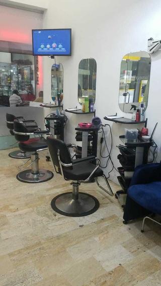 Vendo Salon De Belleza De 2 Niveles 110 Mt2 Funcionado Full