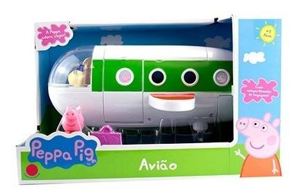 Peppa Pig Avião