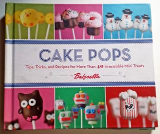 Libro Cake Pops Pasteletas De Bakerella En Inglés