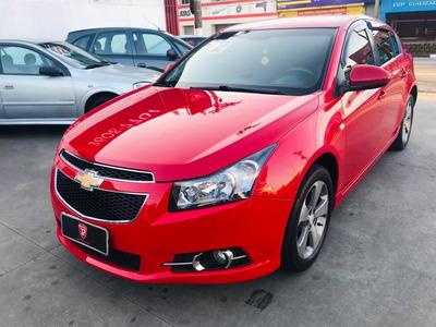 Cruze Sport Lt 1.8 Hb 2012 Vermelho Automatico Impecavel