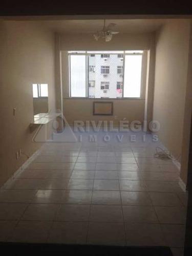 Imagem 1 de 20 de Apartamento À Venda, 1 Quarto, Copacabana - Rio De Janeiro/rj - 12291