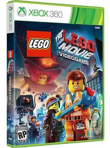 Lego-the Lego Movie The Videogame Xbox 360 Original