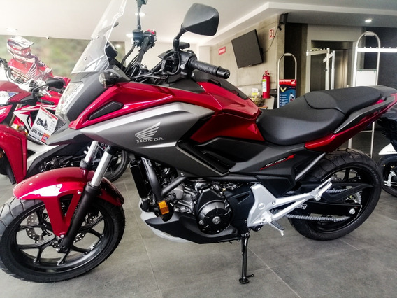 Crossover Honda Nx 750 Xd