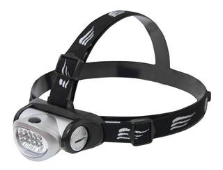 Lanterna De Cabeça Nautika Com Sistema De 8 Leds Turbo Led