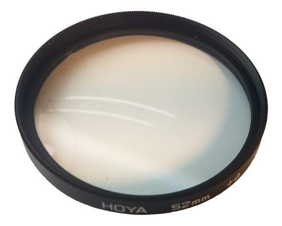 Filtro Para Câmera Fotográfica Hoya 52 Mm Close-up +4