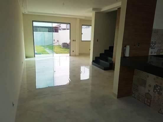 Casa Em Itapebussu, Guarapari/es De 127m² 3 Quartos À Venda Por R$ 390.000,00 - Ca551157