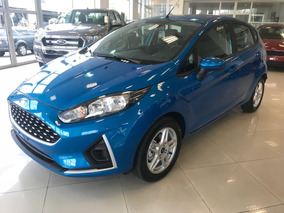 Ford Fiesta Kd 1.6 S Plus Linea 2018 5 Puertas Gp3