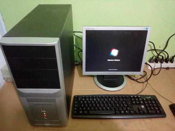 Computador Completo Core 2 Duo E7500 120gb Ssd