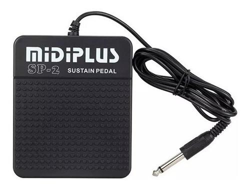 Pedal De Sustain Midiplus Sp2 Compatible Korg Casio Roland